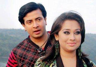 Shakib Khan & Romana
