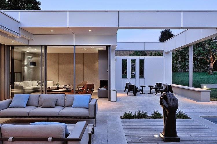 Con vistas blog villa wa - Casas de lujo modernas ...