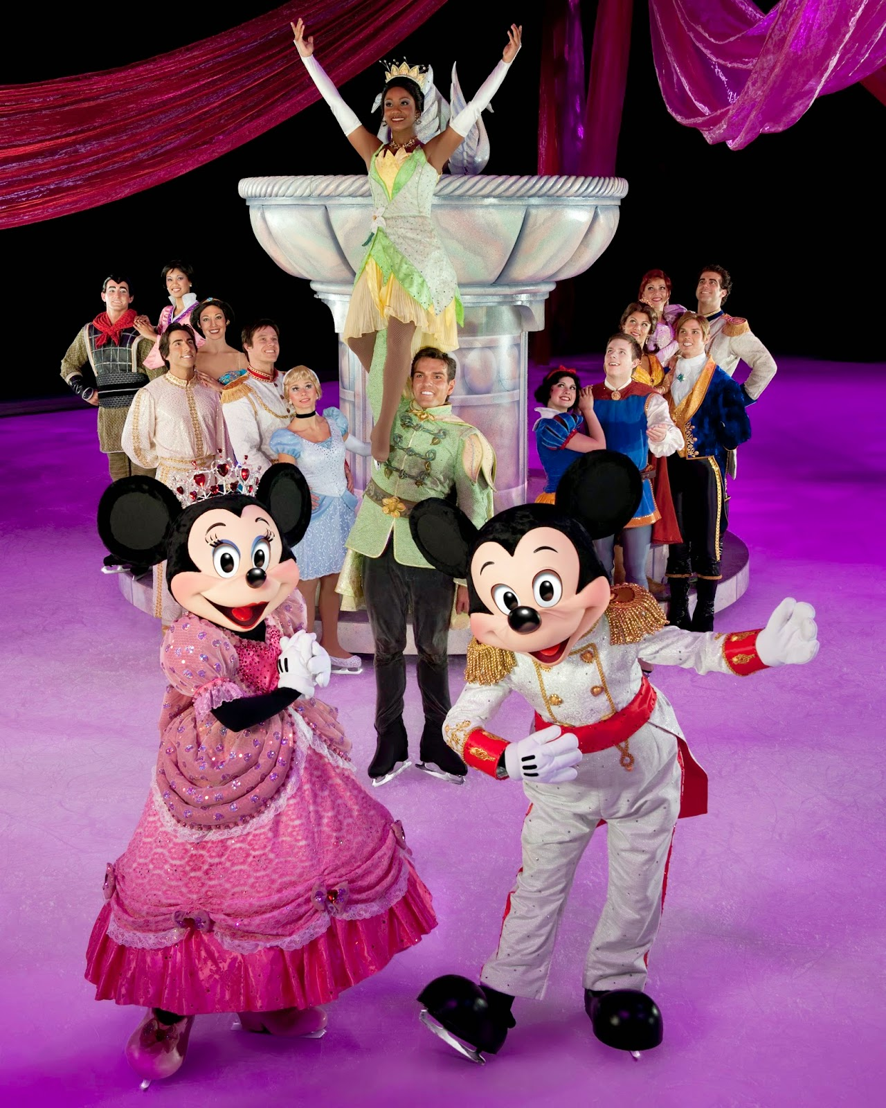 TICKETS NOW ON SALE FOR DISNEY ON ICE