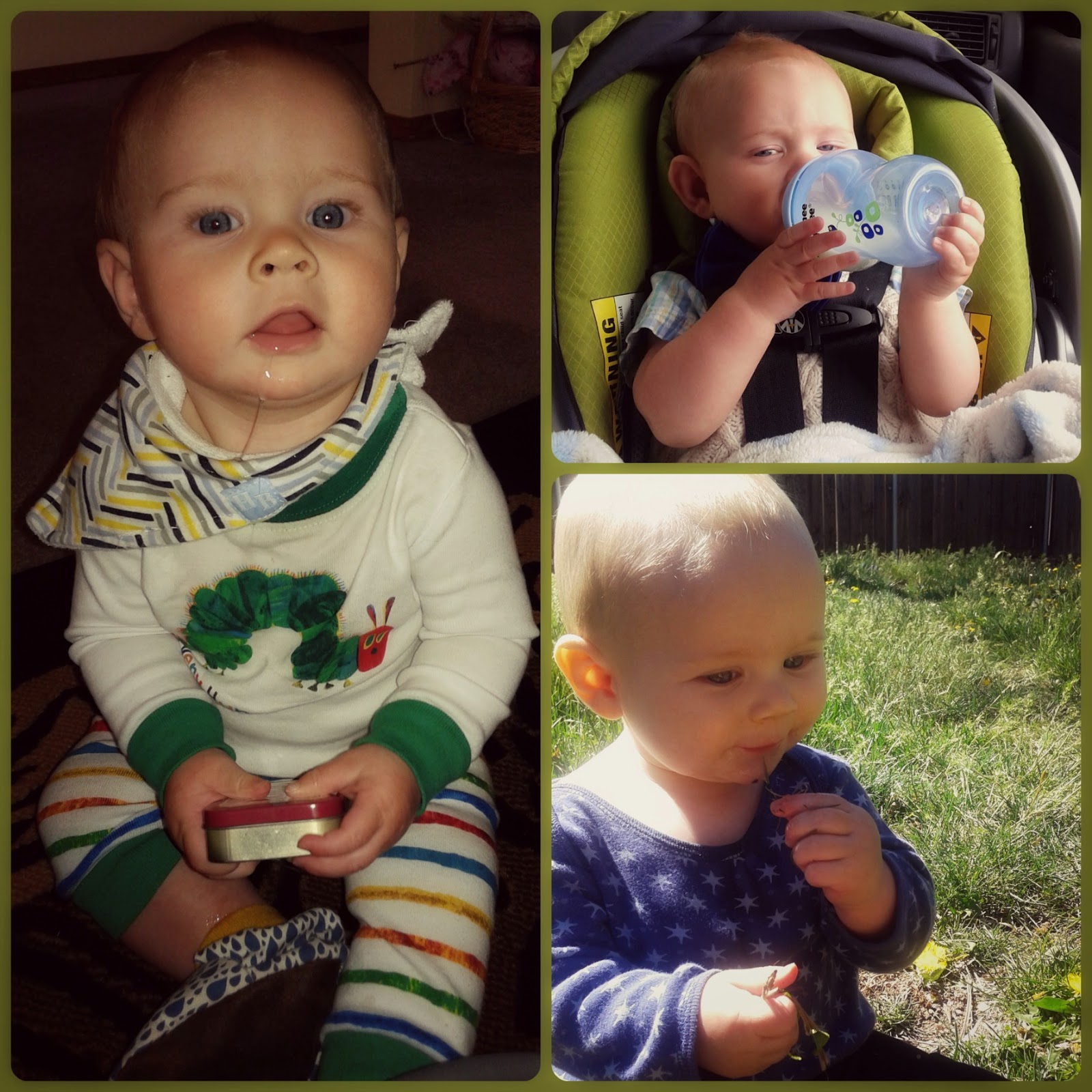 2 Grow In Love Axel S Eighth Month