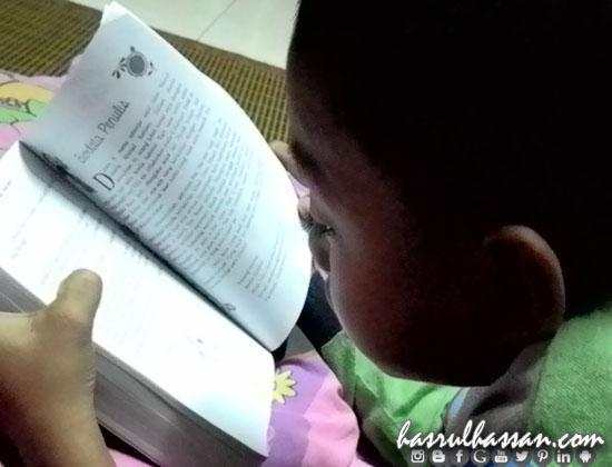 Bila Anak Mula Nak Membaca Novel