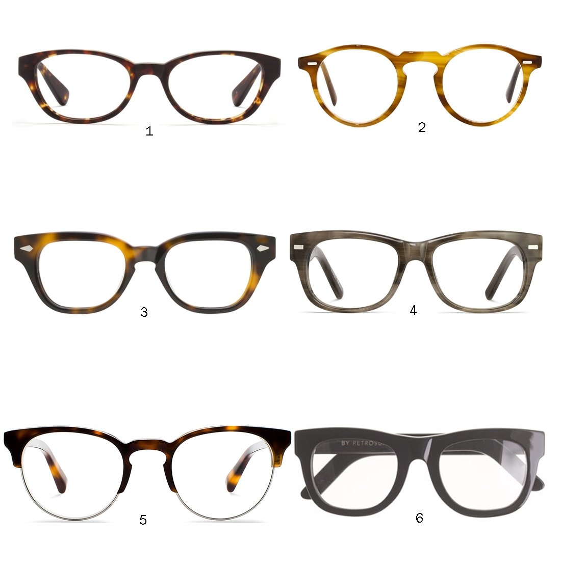 Specstacular Optical Retro Frames Warby Parker