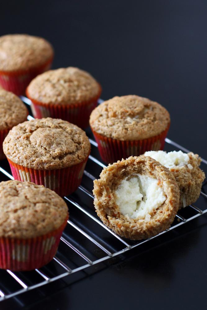 Carrot Cake Muffins Australia
