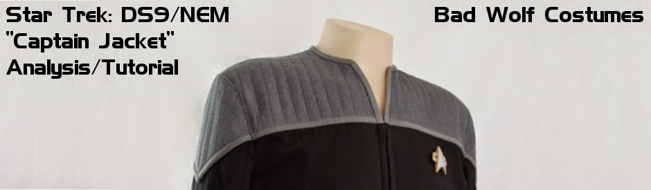 "Star Trek: DS9/NEM ""Captain Jacket"" Analysis/Tutorial"