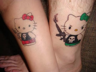 Couples Tattoos Design