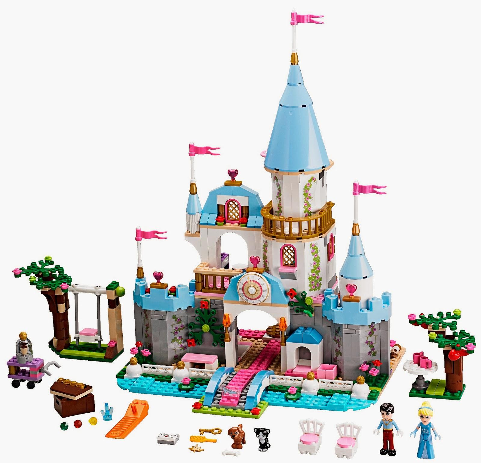 detoyz shop 2014 lego disney princess sets