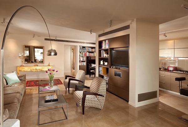 desain kursi cantik ruang tamu rancangan desain rumah
