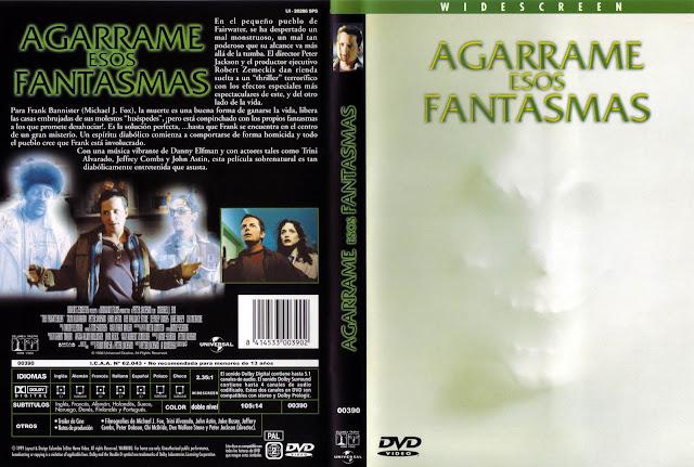 Agarrame Esos Fantasmas Dvd