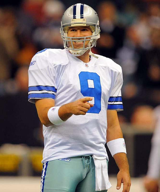 Tony Romo Is A Blow Ri...
