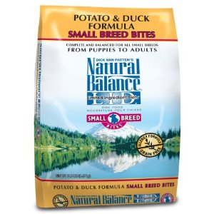 Natural Balance Allergy Formula Dry Dog Food