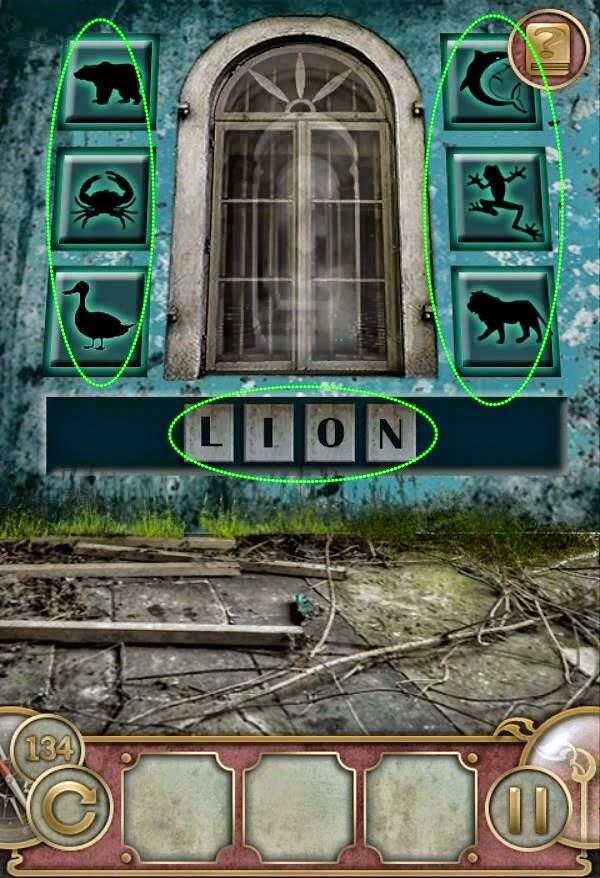 Escape The Mansion Level 133 134 135 136 137 Solution