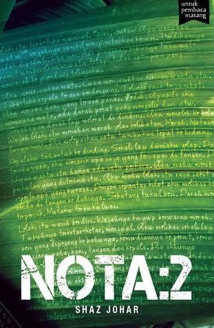 NOTA:2 by SHAZ JOHAR