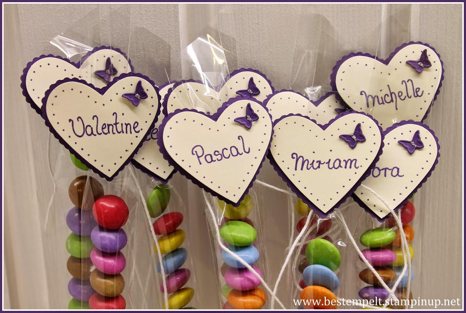 Für Kids Mütter Und Die Großen: Hochzeitsdeko In Aubergine : Claudia's Blog