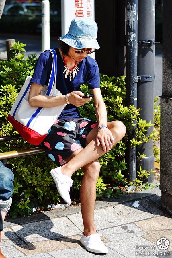 แฟชั่นผู้ชายในสไตล์หนุ่มญี่ปุ่น