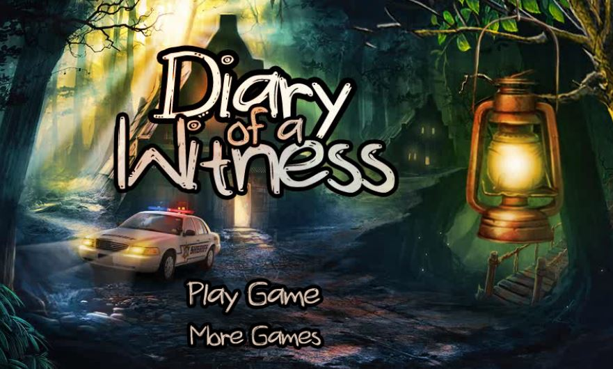 Hidden4fun The Witness Diary