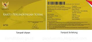 Kartu Perlindungan Sosial