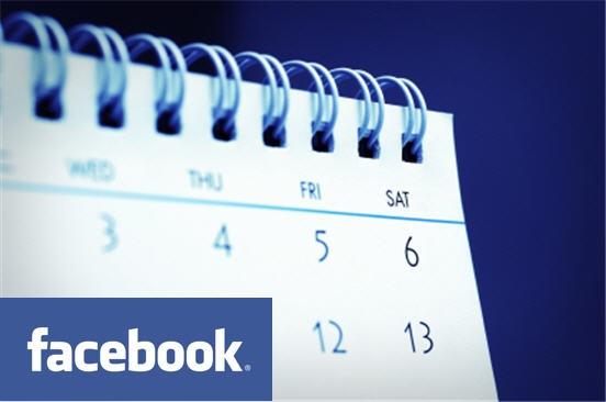 Cara Lihat Facebook Events pada Android