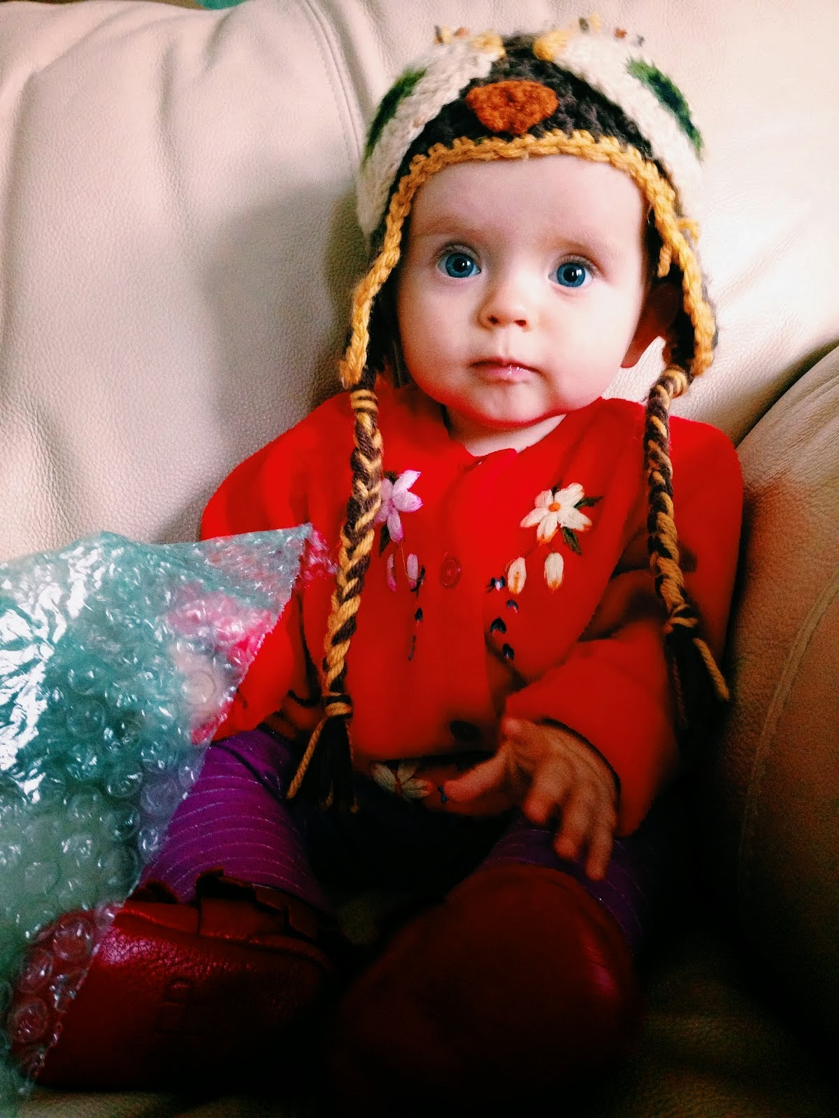 Baby Thea Harper