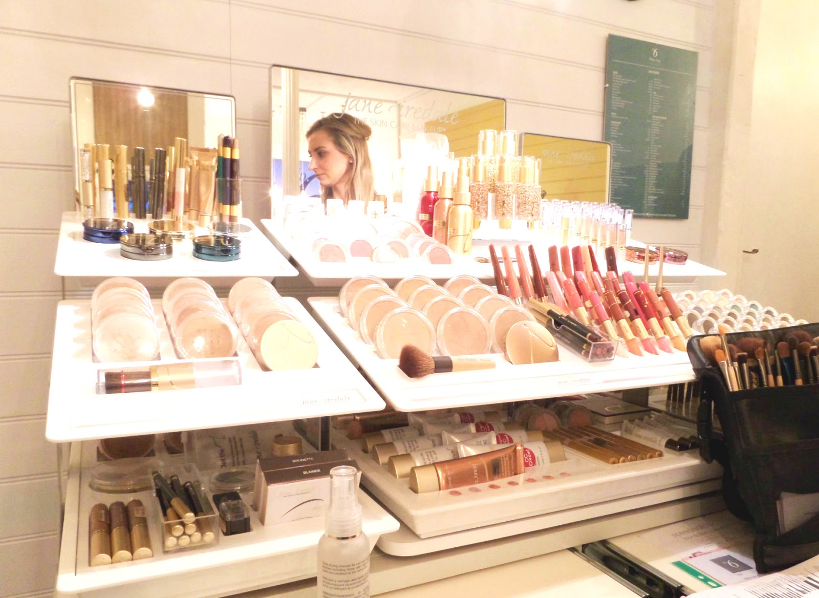 No6 Clinic Tunbridge Wells Jane Iredale Makeup Event