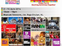 Visit Muzium Telekom: Fun & Exciting Activities For All!