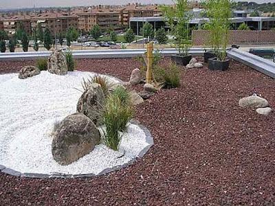 foto 3 jardín zen en la azotea