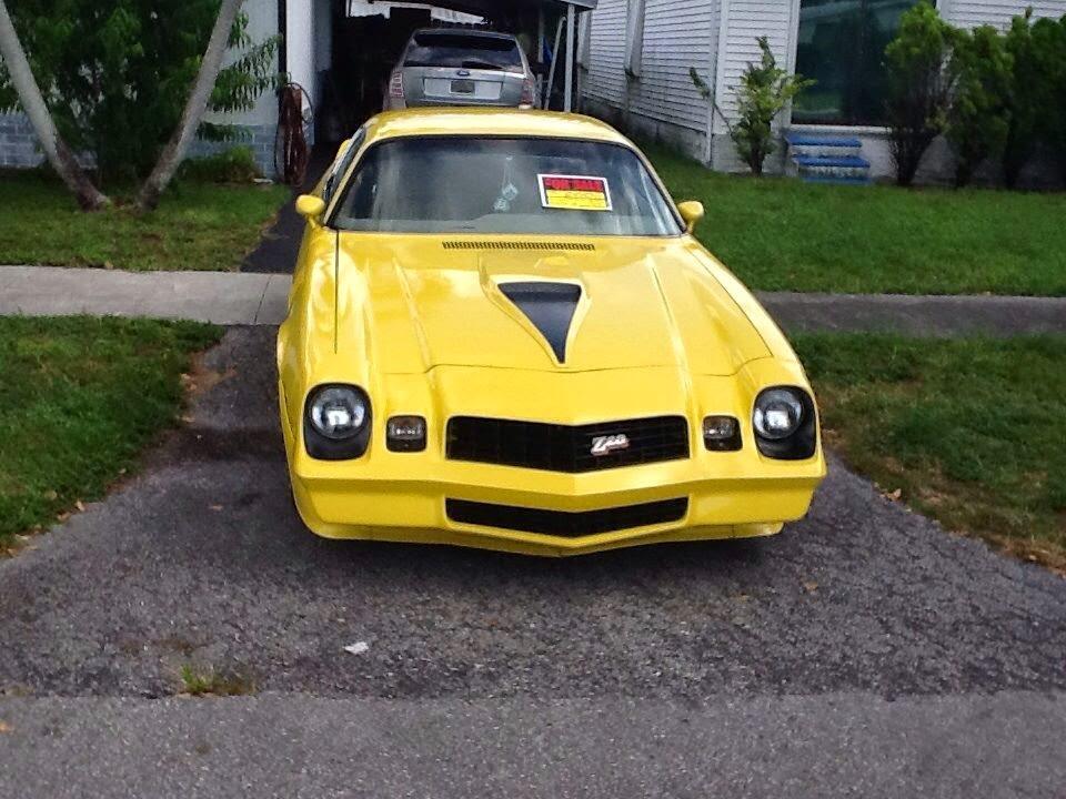 Jill Deals For Sale 1979 Chevrolet Camaro Z28 In Fort