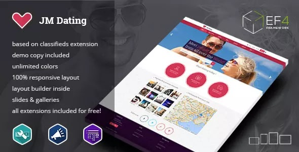 JM Dating v1.0.2 – meet people from all over the World