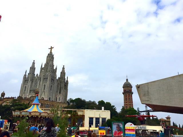 Barcelona, Sagrat Cor