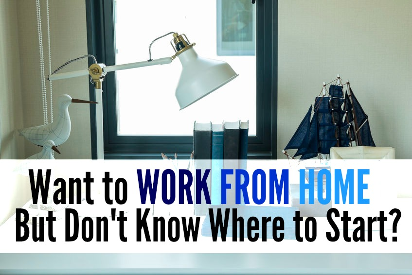 Want To work From Home??