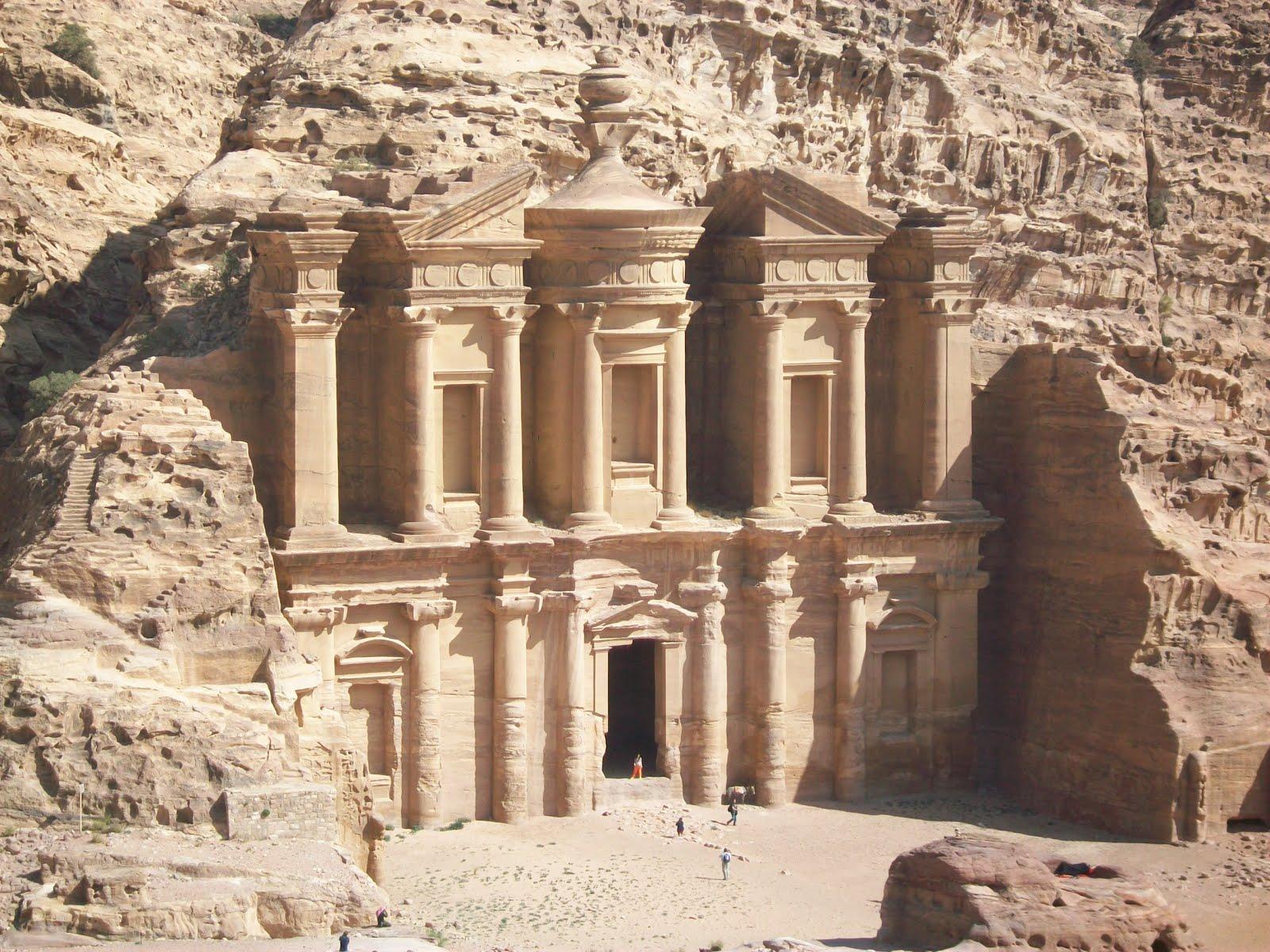 2011, Petra (Jordania)