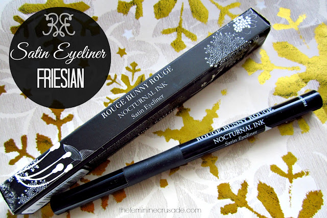 Rouge Bunny Rouge Satin Eyeliner in 'Friesian'