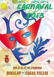 Carnaval de Benalup-Casas Viejas  2013 - Escuela Taller Tecnilup