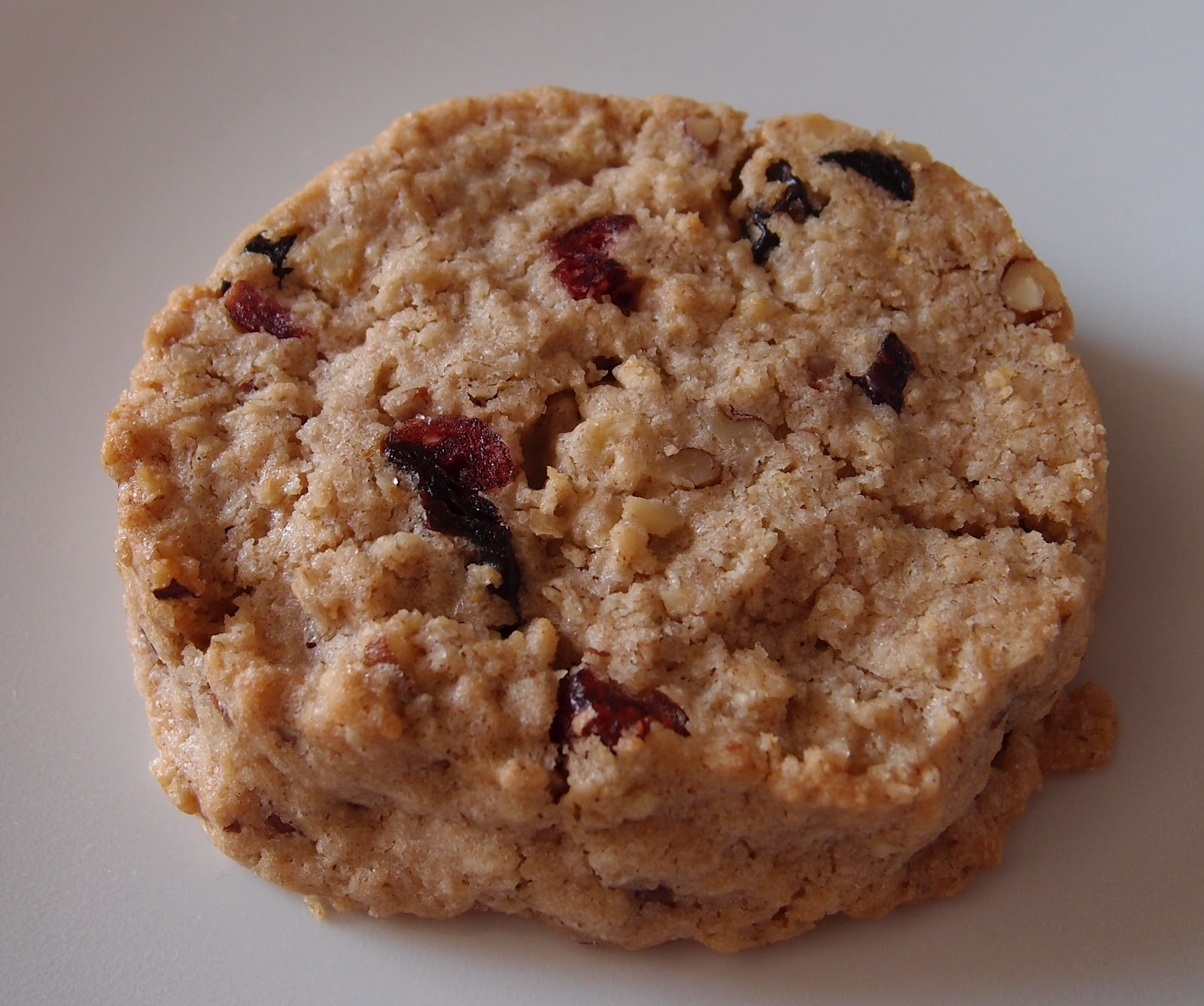 The Caked Crusader: Blueberry, cherry, cranberry and pecan ...