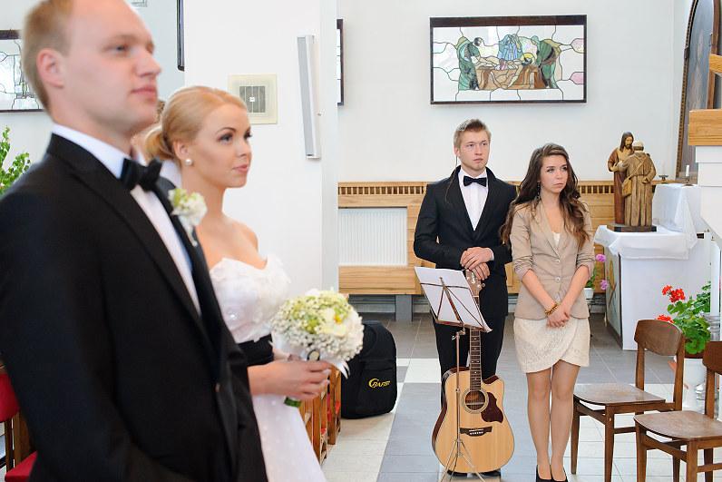 santuoka truskavos bažnyčioje