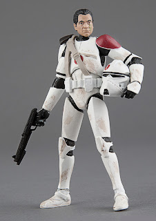 "Hasbro Star Wars The Black Series 3.75"" Commander Neyo Figure"