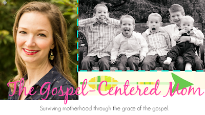 The Gospel-Centered Mom