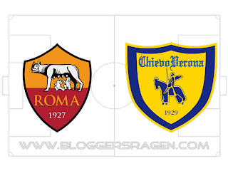 Prediksi Pertandingan Chievo vs AS Roma