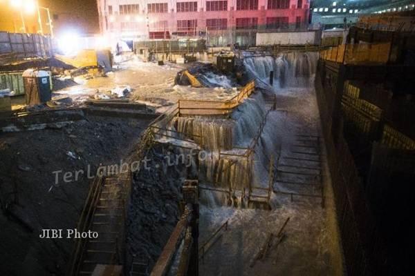 Foto Badai SAndy NEwyork Amerika