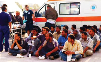 Ψώρα και φυματίωση έκαναν την εμφάνισή τους στο Κέντρο μεταναστών Ξάνθης