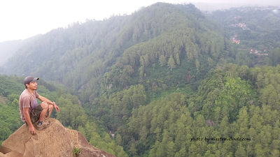 keraton cliff