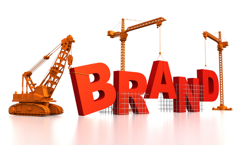 Build with brand