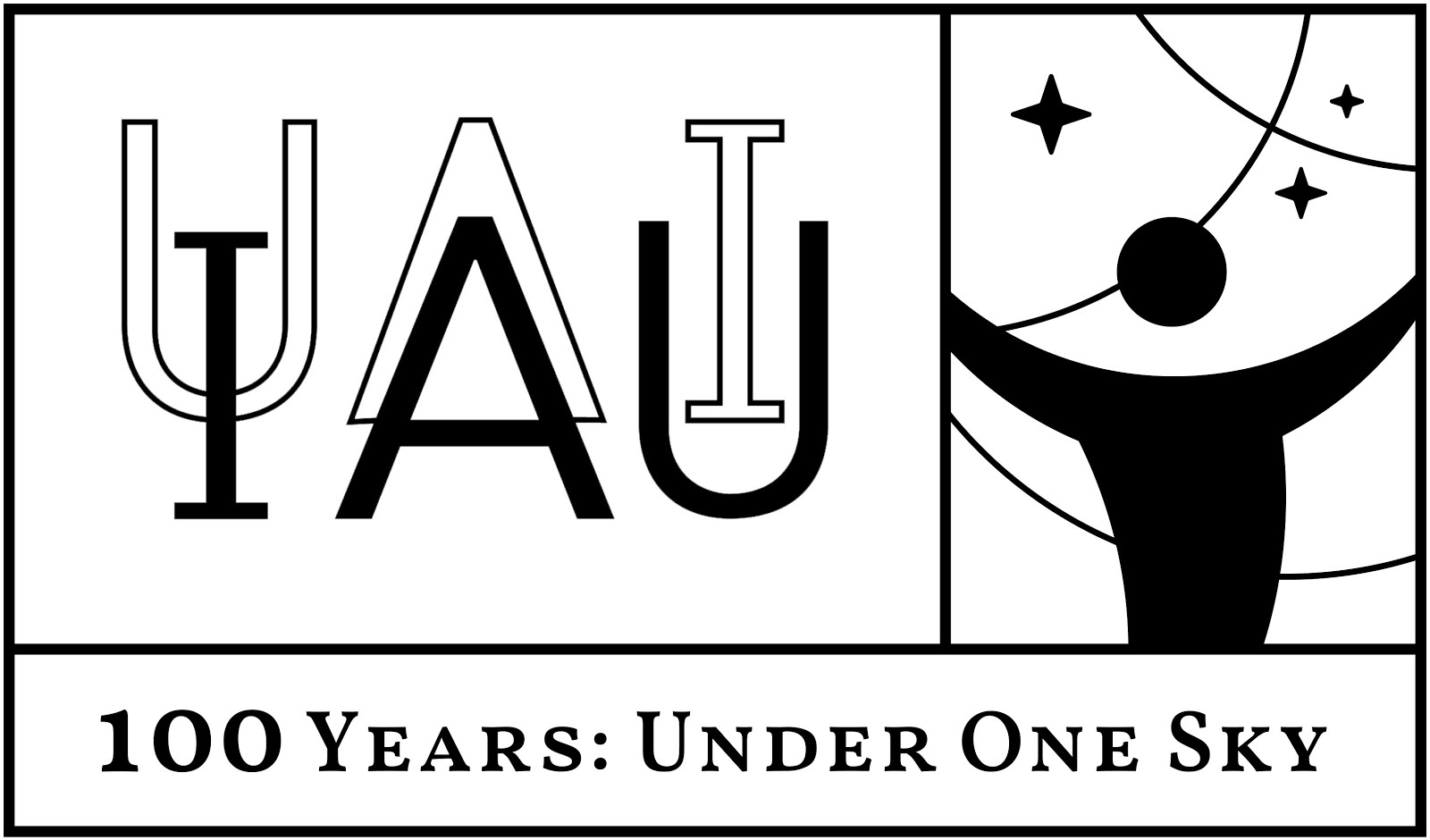 100e anniversaire de l'Union Astronomique Internationale
