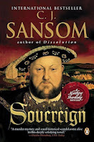 Cover of Sovereign by C. J. Sansom
