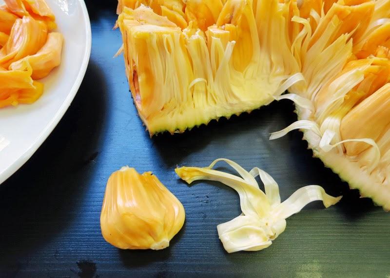 how to eat jackfruit seeds
