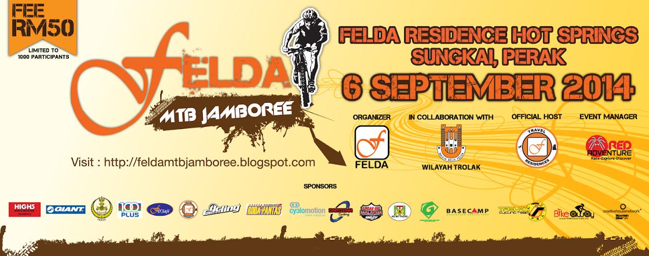 FELDA MTB JAMBOREE 2014