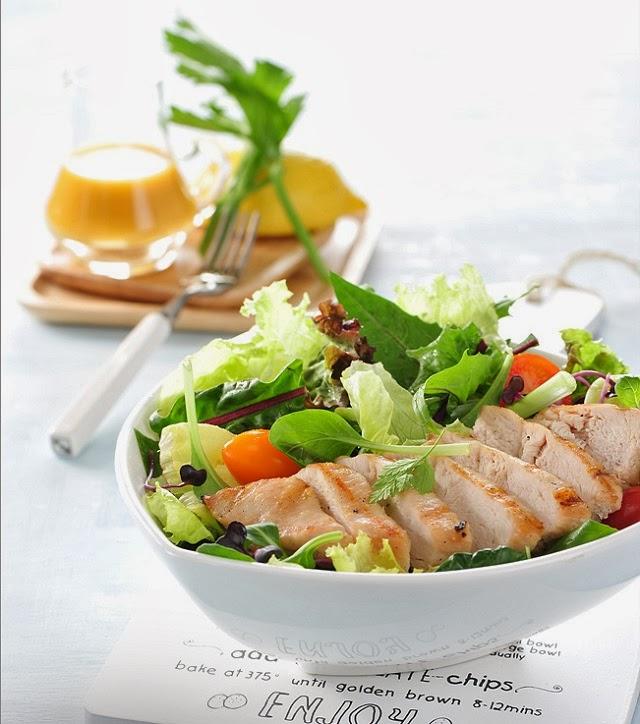 Salad Series