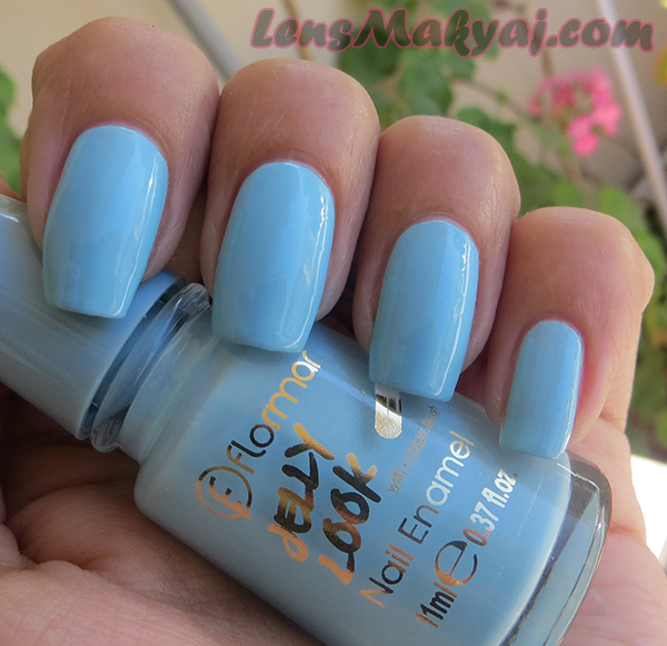 Flormar Jelly Look Sky Blue