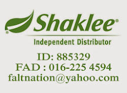 Your Favourite Shaklee Distributor