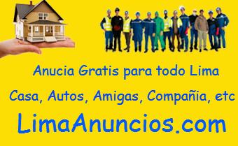 Anuncios en Lima