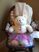 Evie Bear from Molly Bears